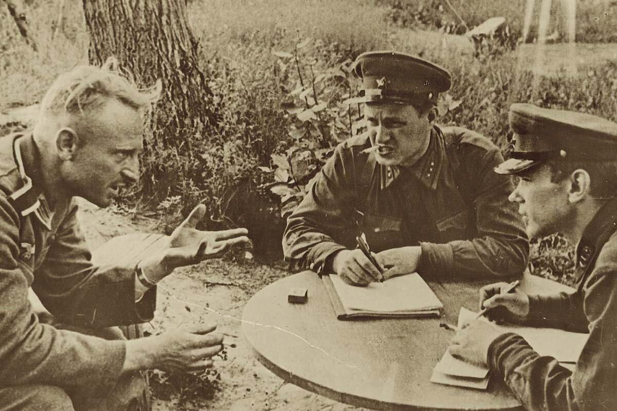 «Красная звезда», 16 июля 1941 года