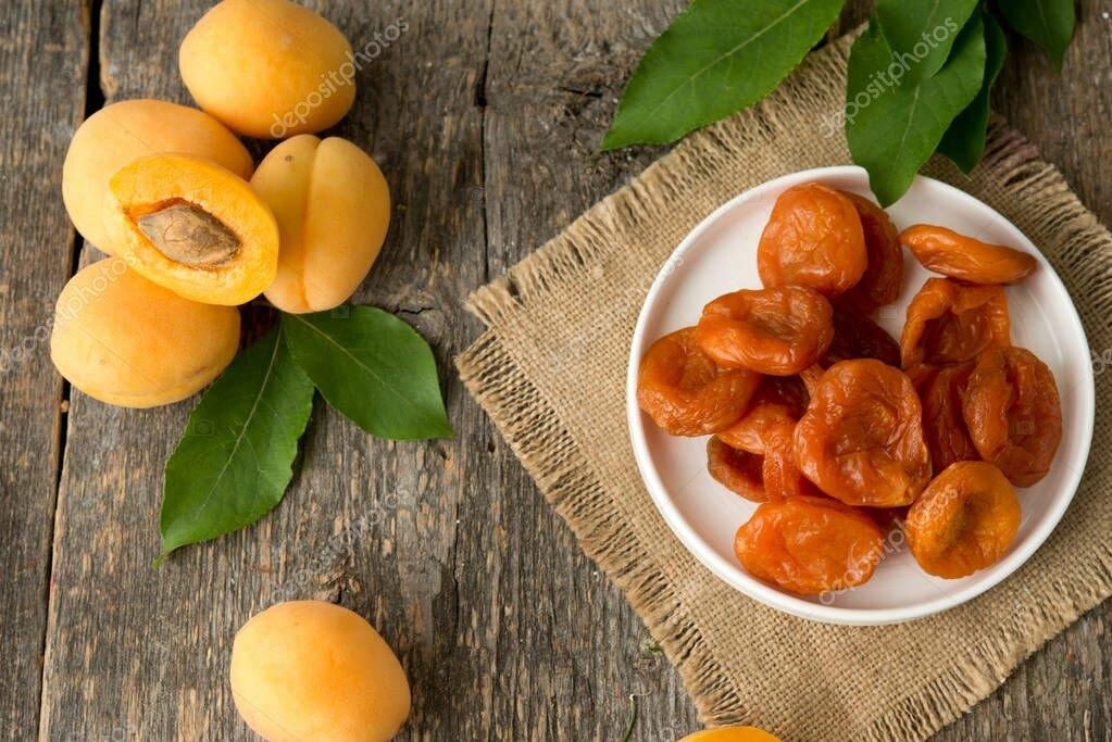 польза абрикосов, лечение урюком