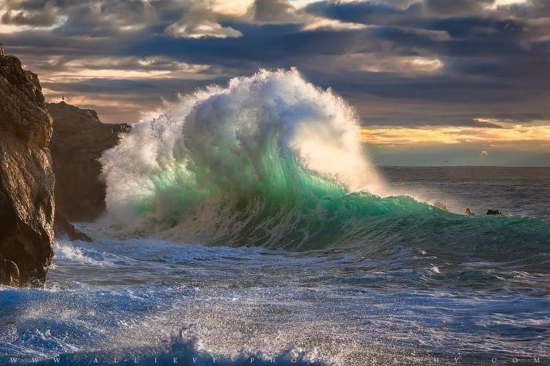 Картинки для, картинки море волны скалы