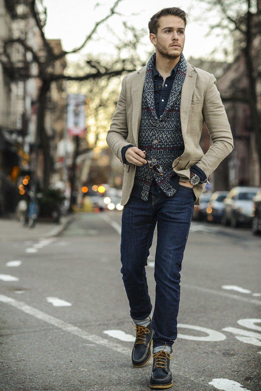 Стиль одежды для мужчин в картинках