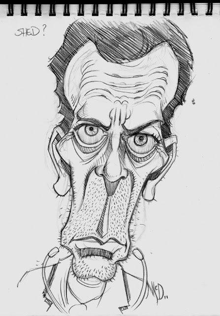 evil cartoon drawings - 447×640