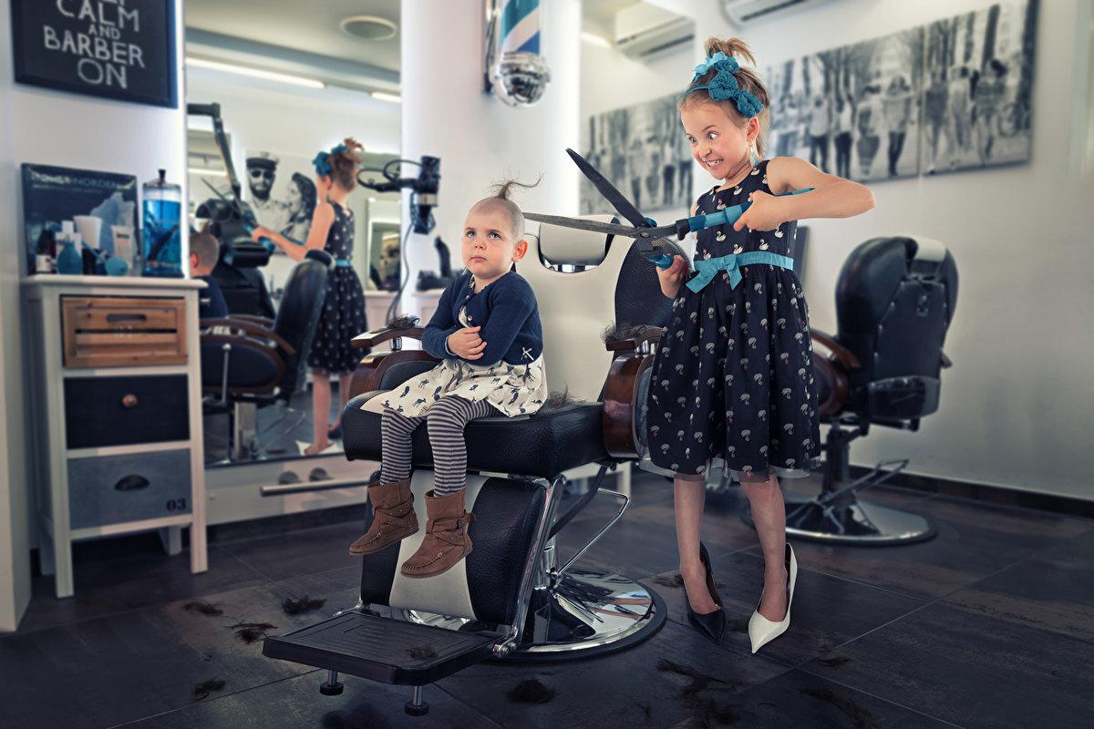 Смешные картинки для парикмахеров