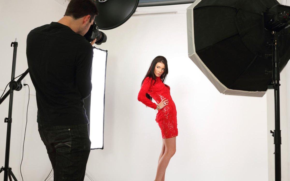 как вести себя фотографу с незнакомой моделью