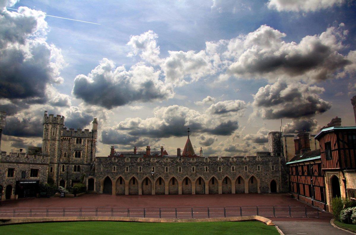 Виндзорский замок картинки