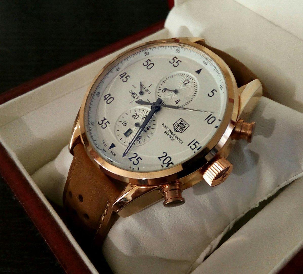 Tag Heuer Space X – мужские часы