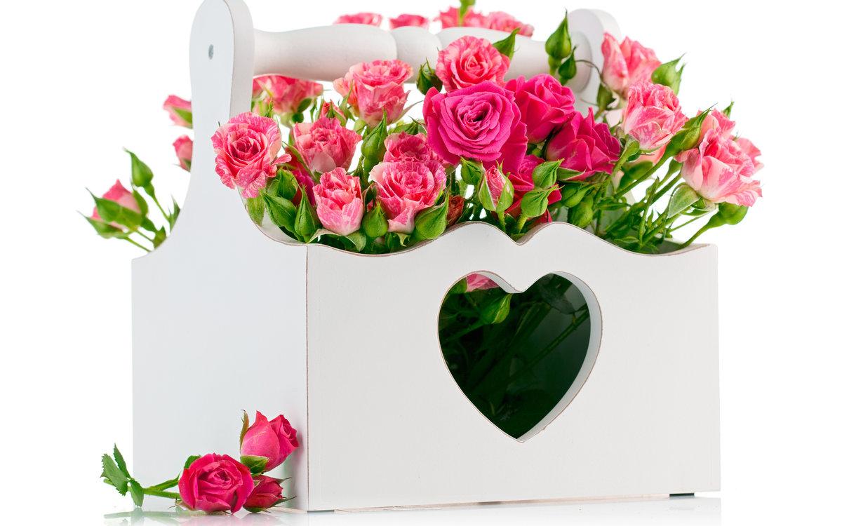 Красивые слова на открытку для цветов
