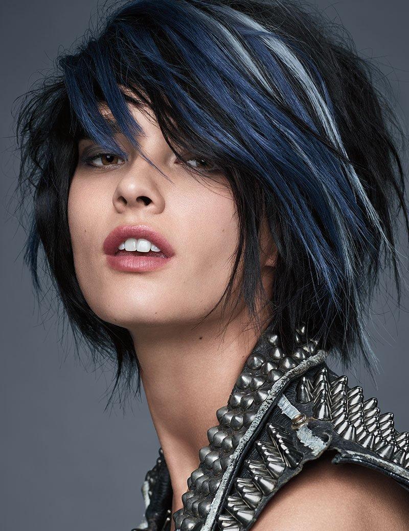 Модное окрашивание волос — фото, тенденции, трендовые техники.