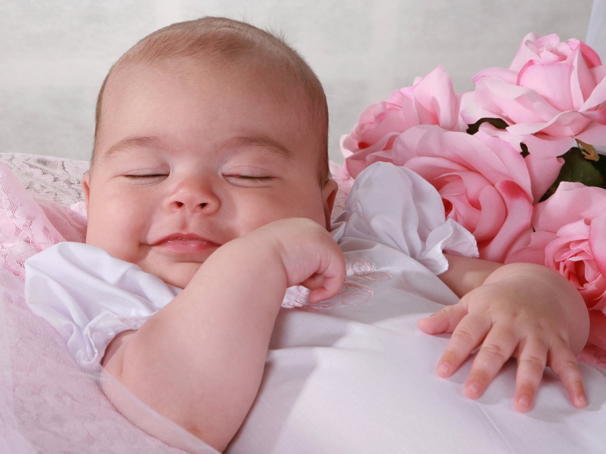 Новорожденный ребенок картинки красиво