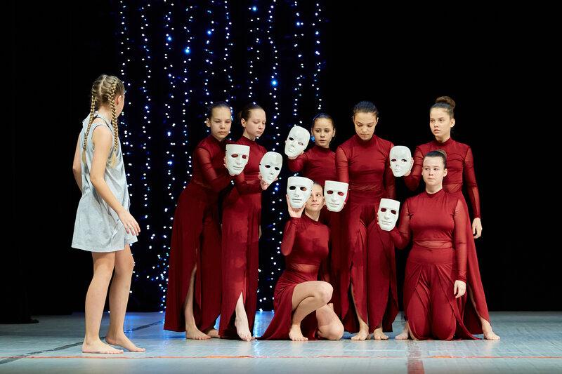 Выступление на всероссийском конкурсе в ДКИТ Тольятти