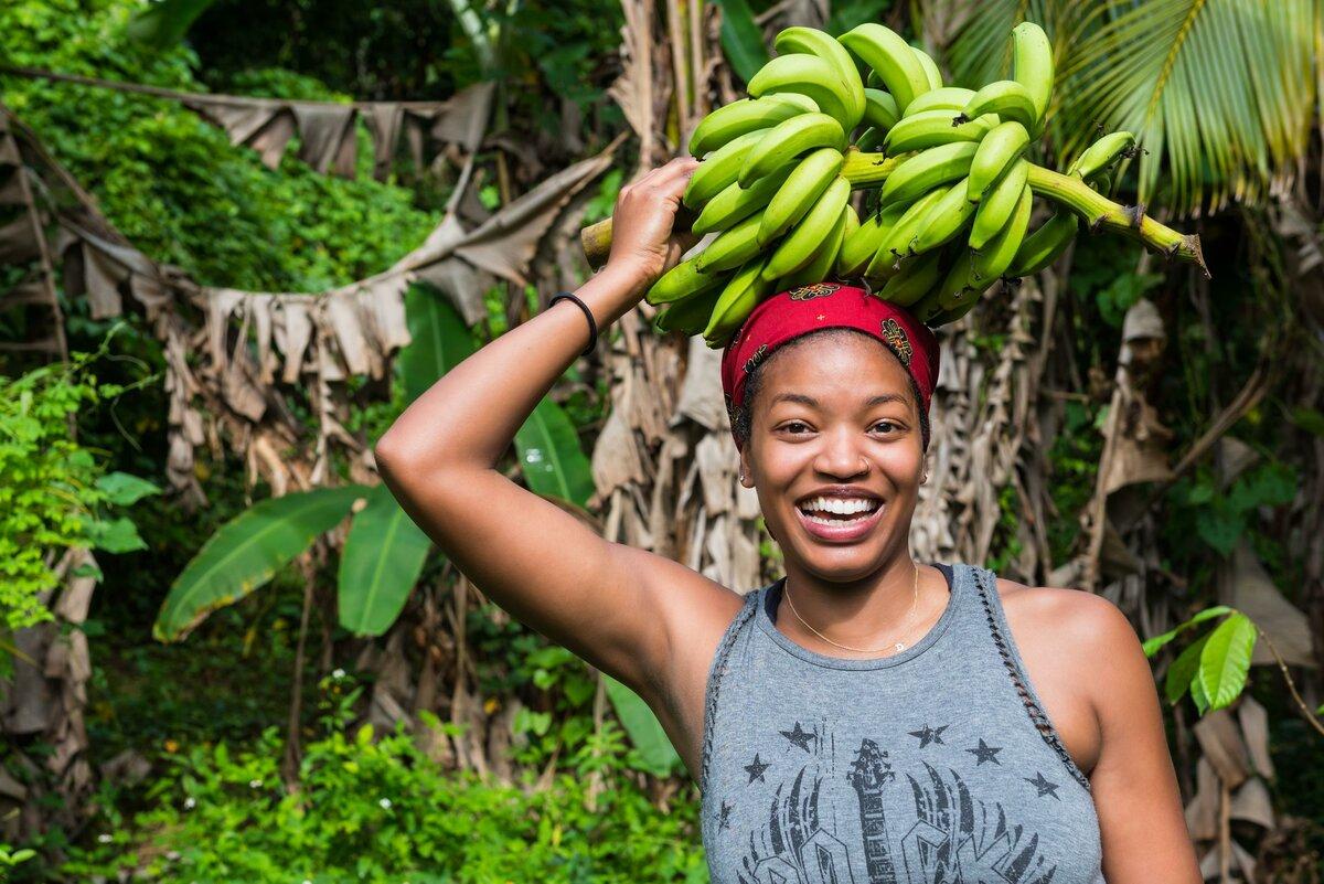 Бананы для ума и здоровья, лечение бананами