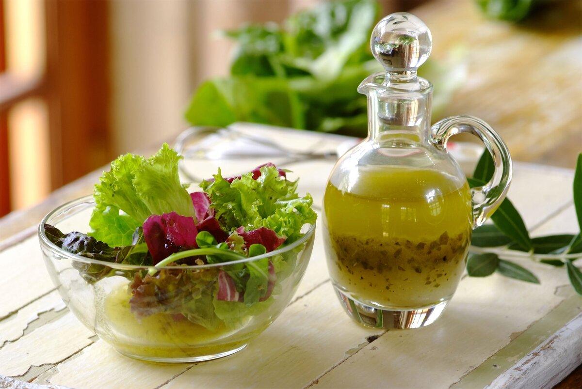 рецепт овощного масла