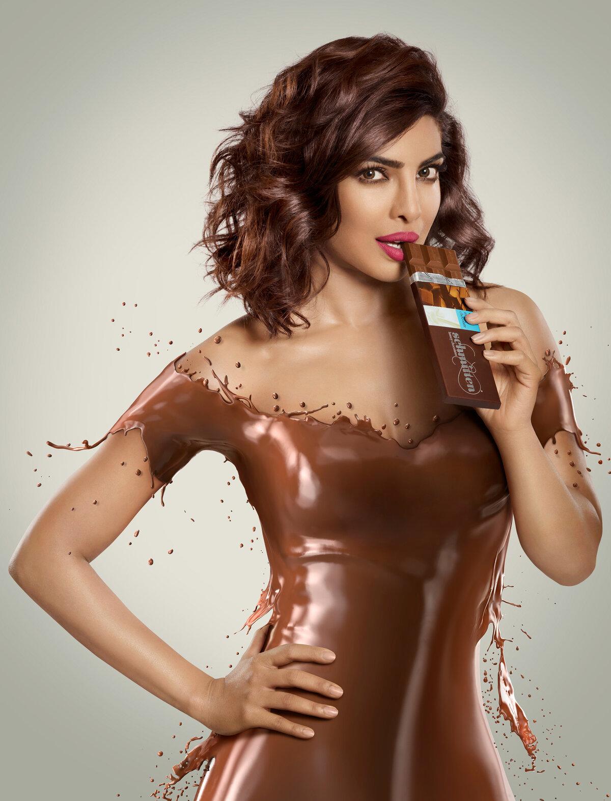 омолаживающие процедуры с шоколадом