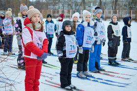 Школьный этап Фестиваля «Вставай на лыжи»