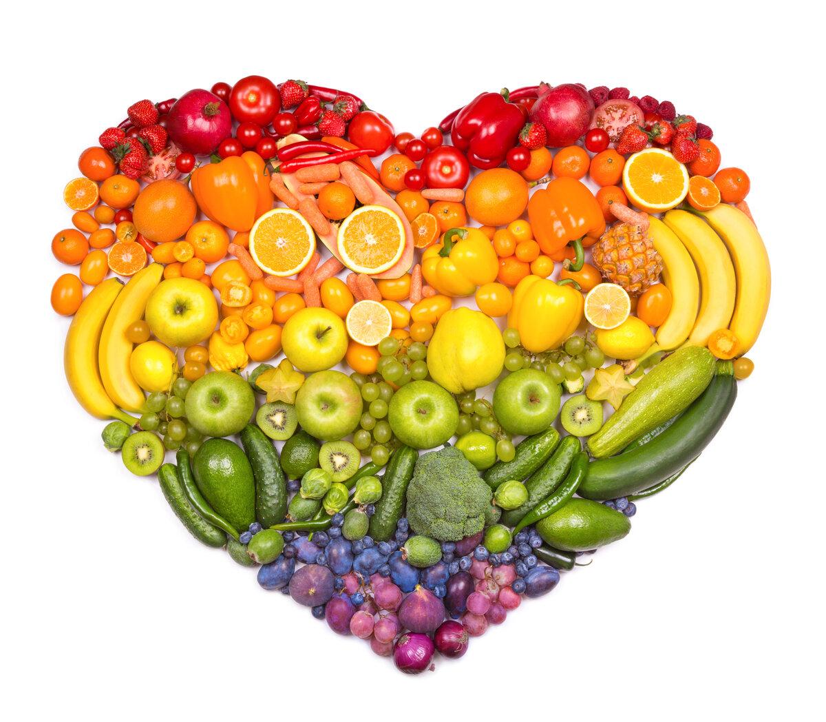 преимущества цветного питания