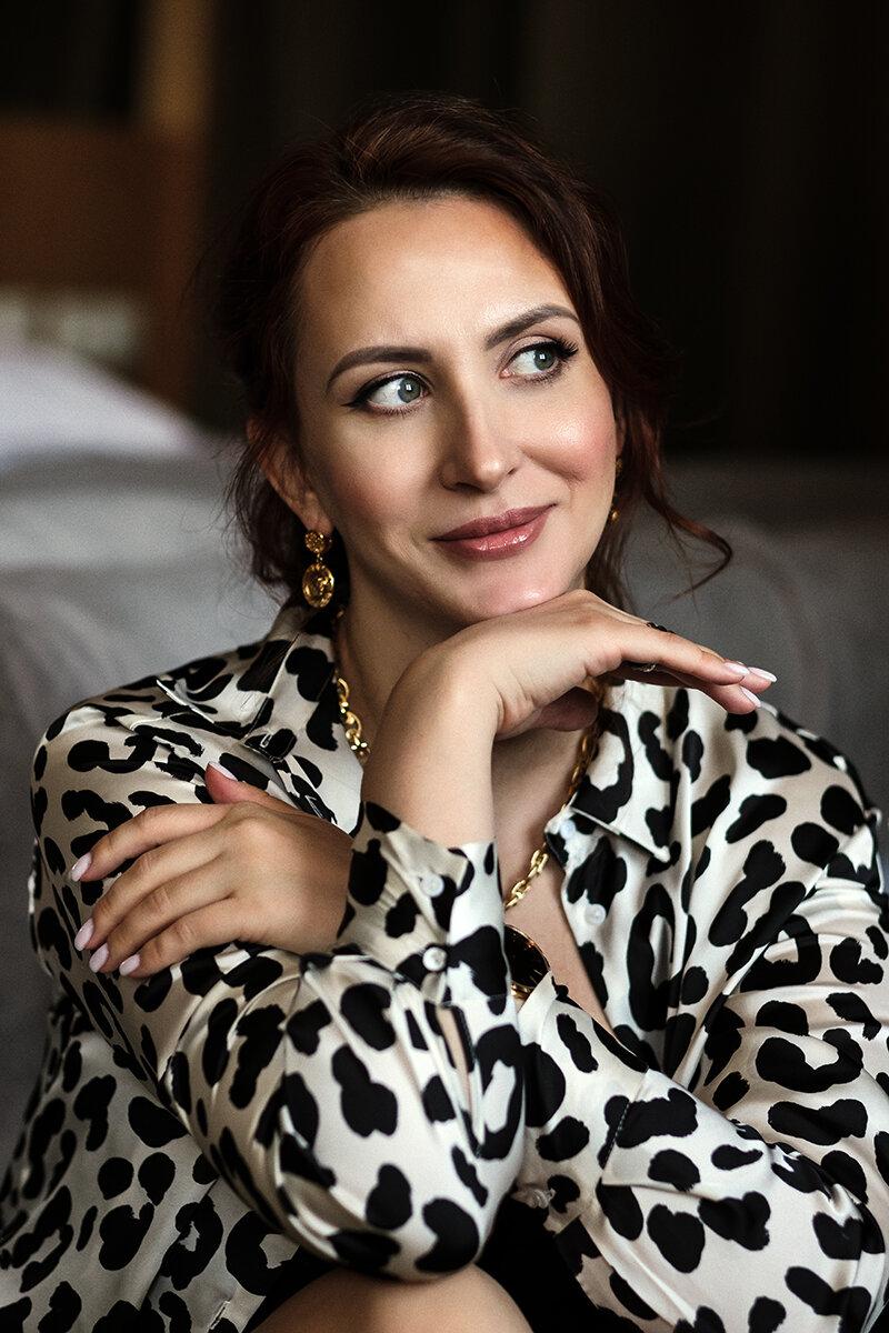 Светалана Гладун, предприниматель, основатель компании Кофейный Магнат, экономист