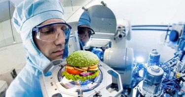Кухня будущего, новые разработки в кулинарии