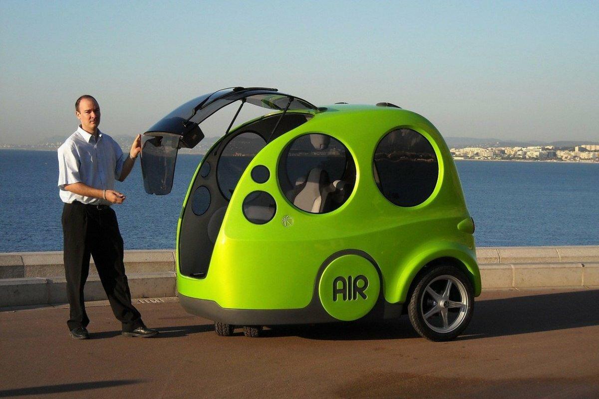 Электрический автомобиль AirPod