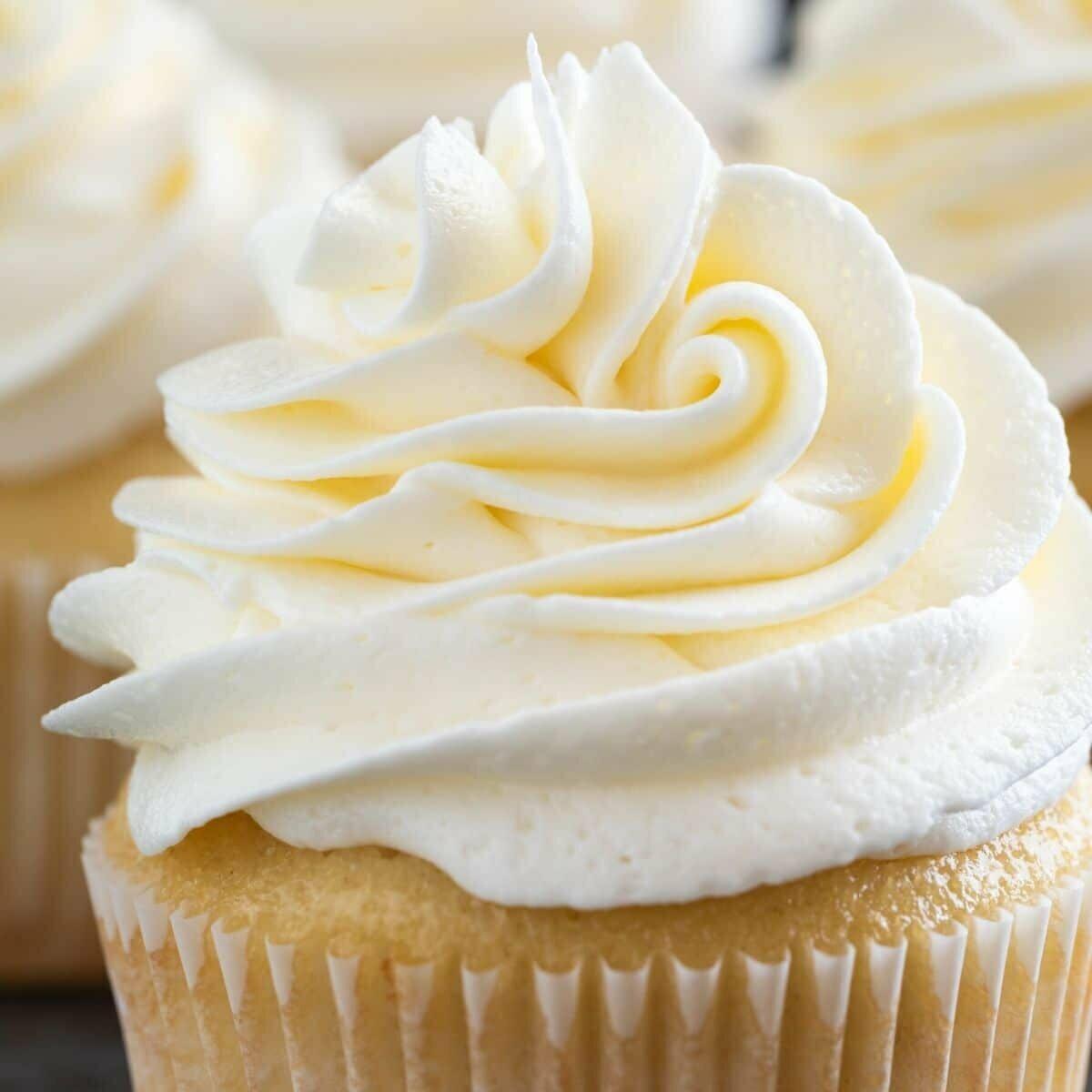 рецепт белково масляного крема