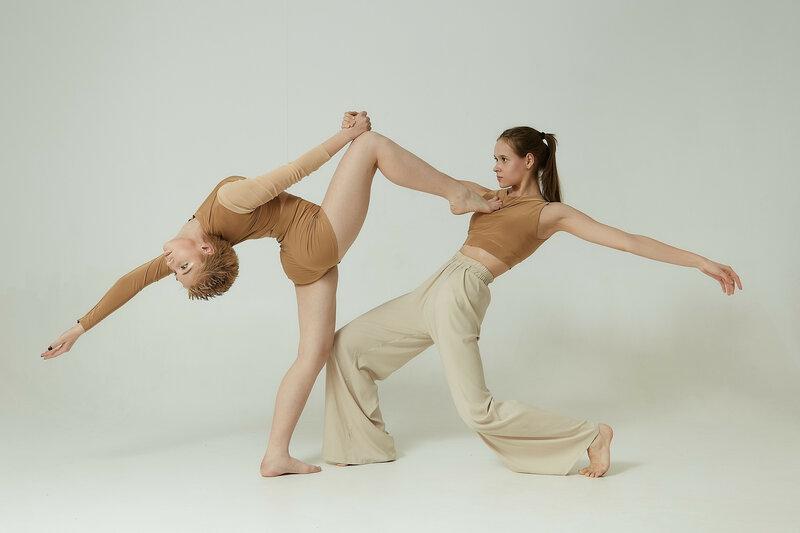 Фотосессия старшей группы. Профессионалы танца. Декабрь, 2020
