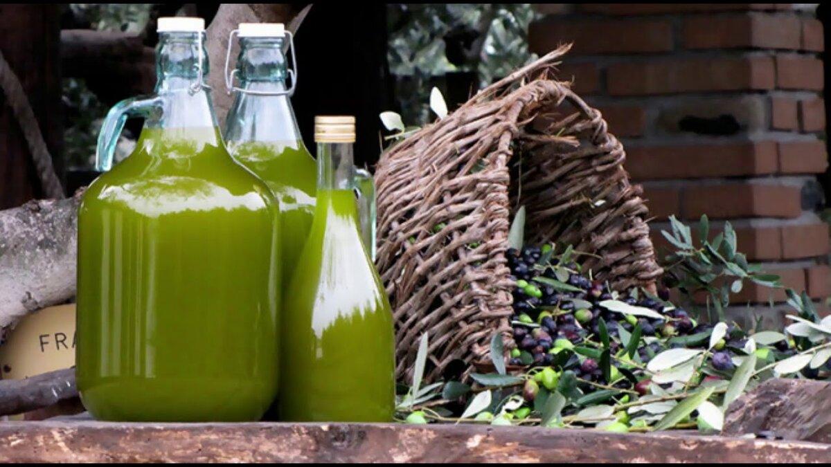 Как проверить качество оливкового масла. Настоящее оливковое масло зеленого цвета, густеет на холоде