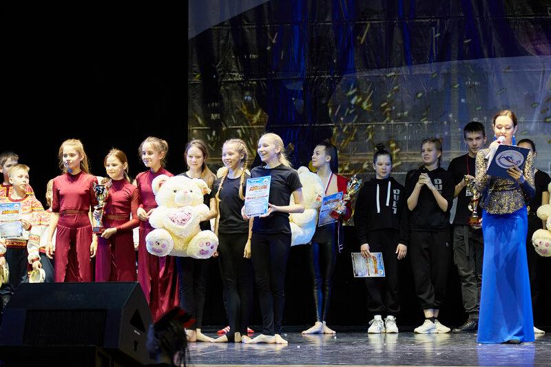 Три Гран-при. Церемония награждения международного конкурса-фестиваля «Казань великая» 2021
