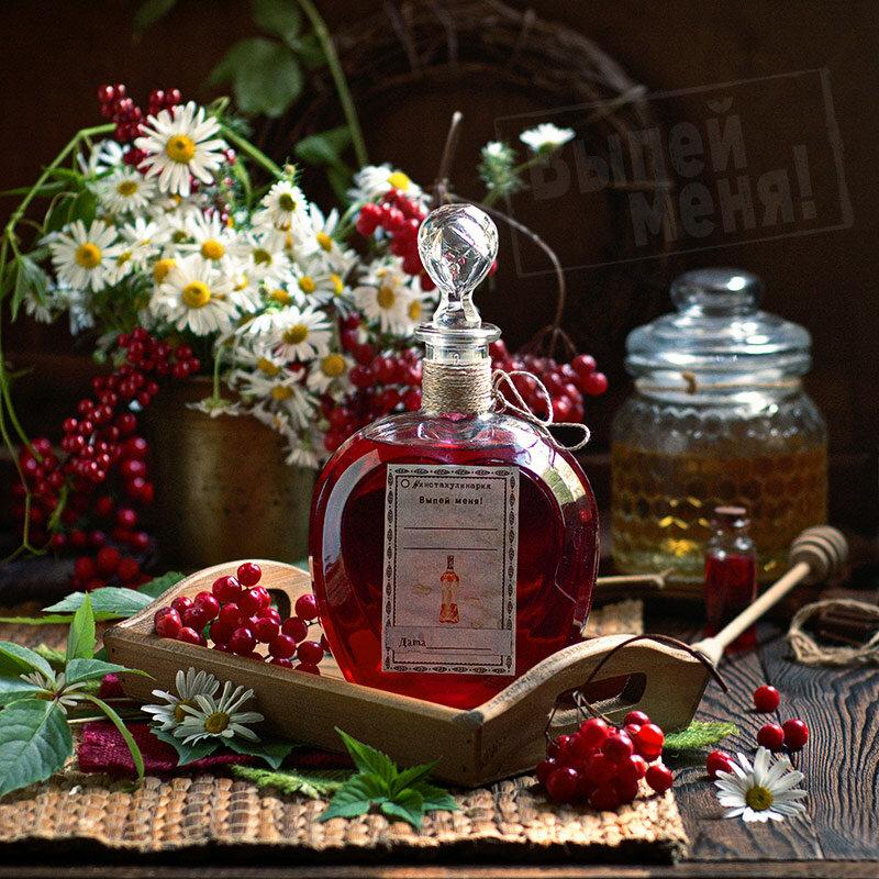 Простые рецепты домашних вин, наливок