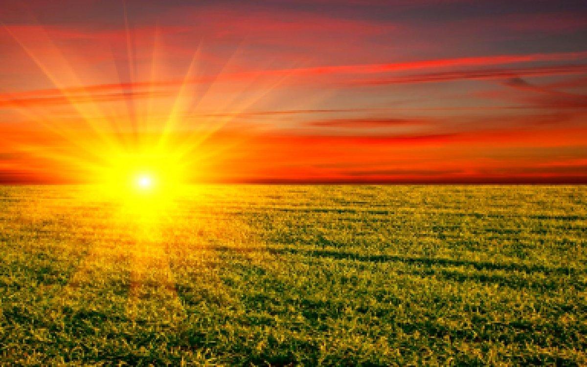 Картинки солнце светит для всех