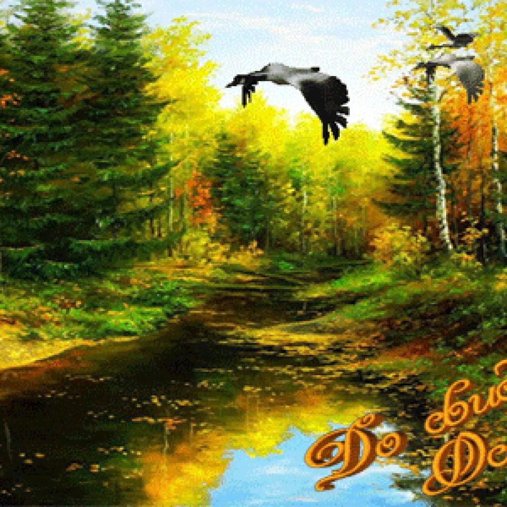 Надписи для открытки о природе