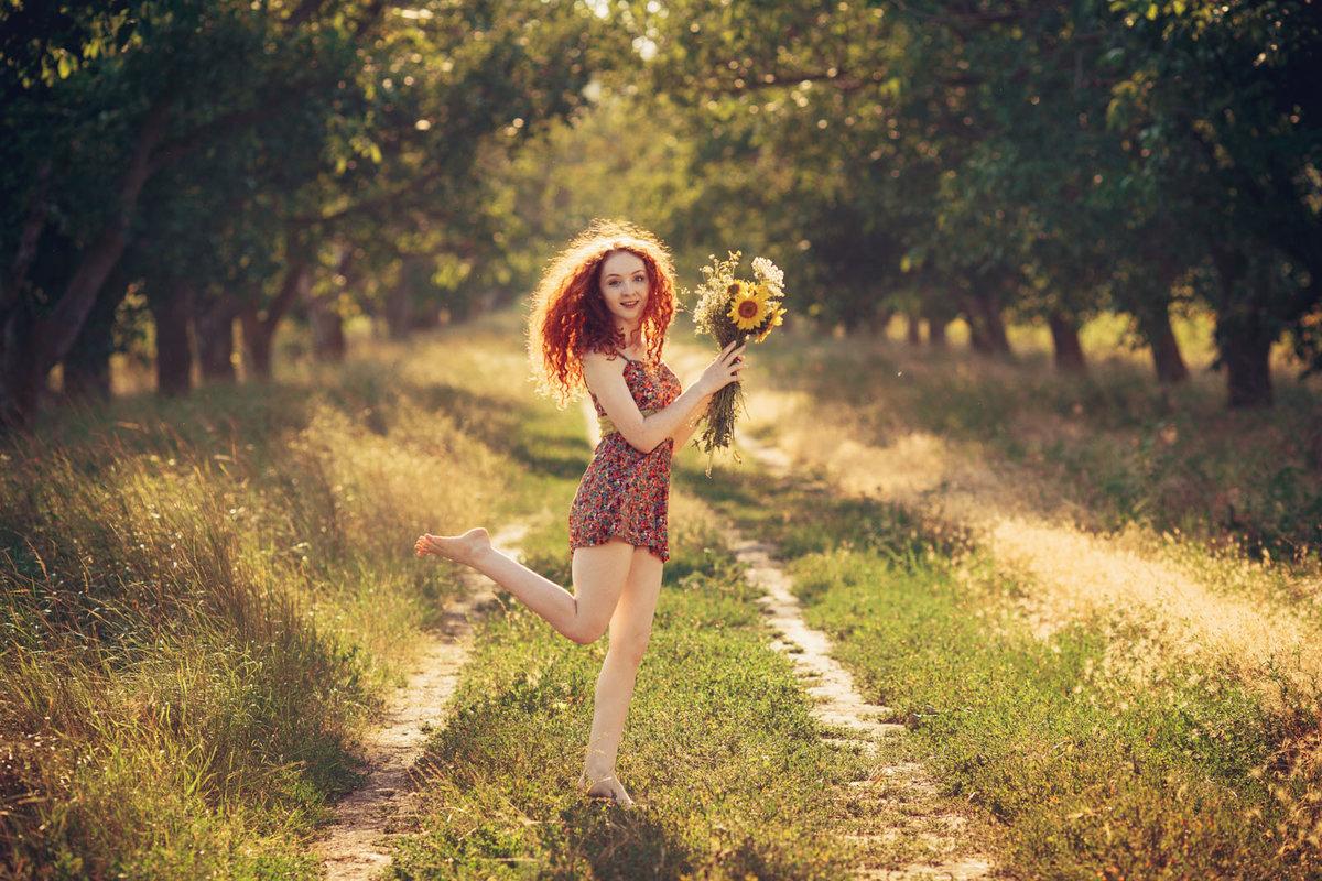 идеи для фото на природе летом для нас