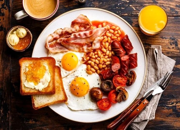 Картинки английская еда
