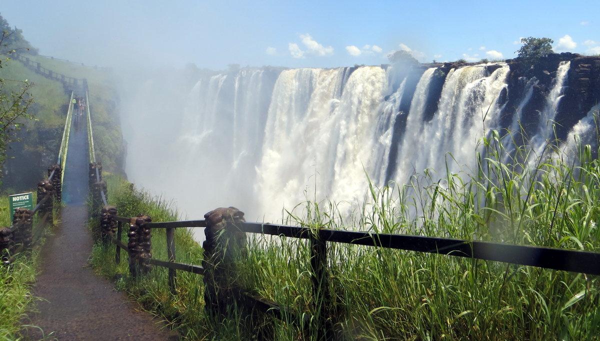 Туристические места Зимбабве пейзаж,природа,отдых» — карточка ...