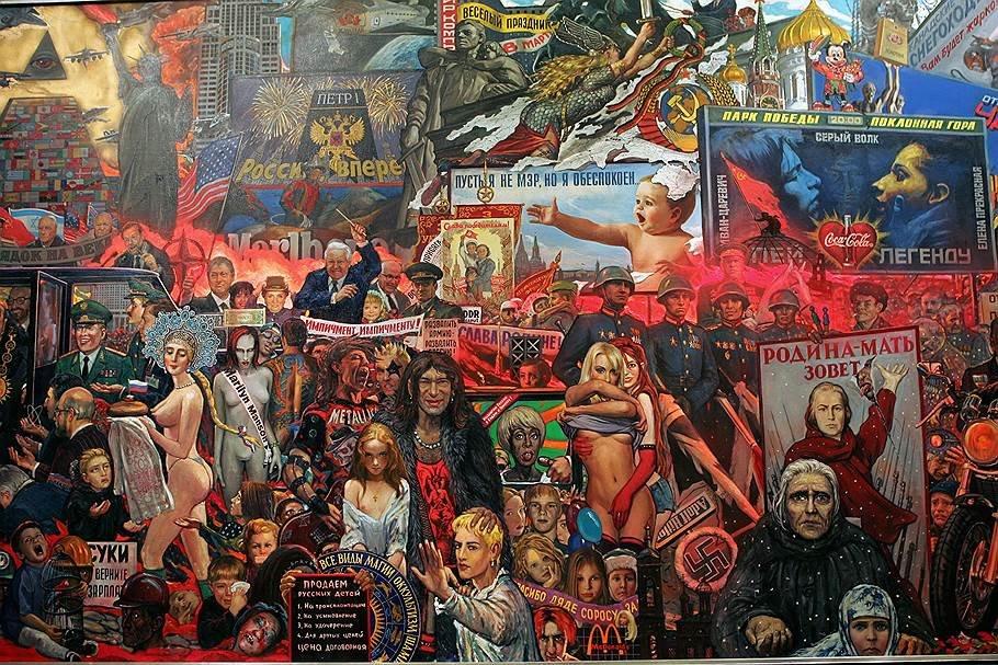 Глазунов илья картинки