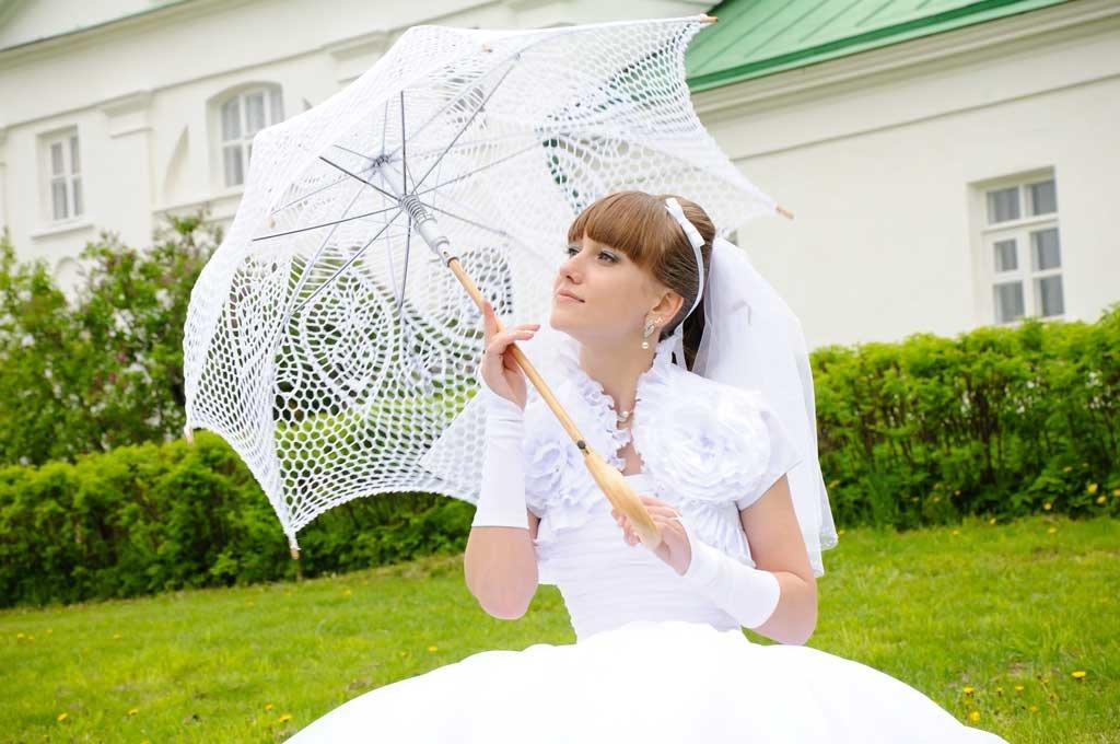 некоторых мужчин зонт для свадебной фотосессии под таким предлогом