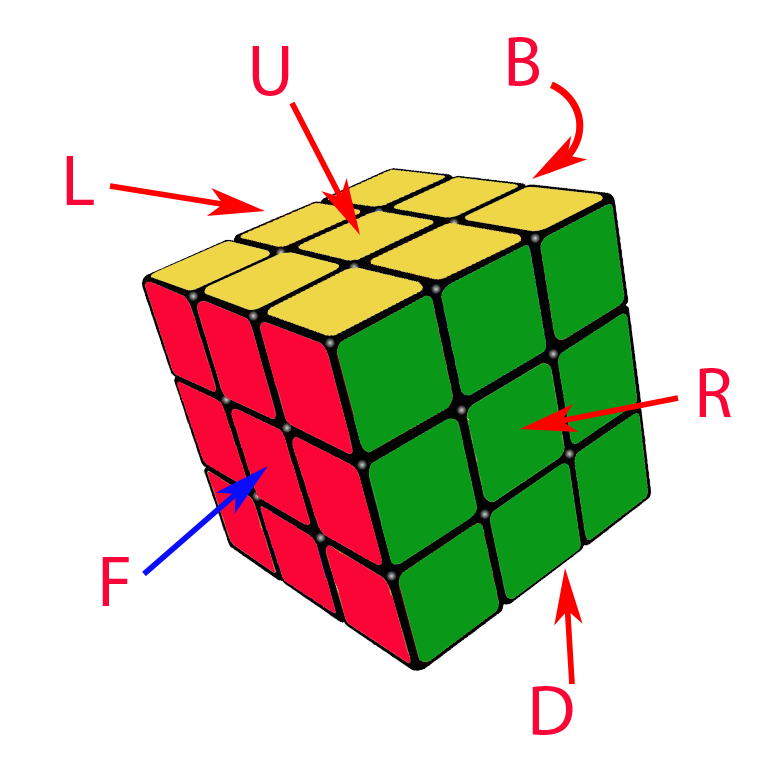 Картинка сборка кубика рубика