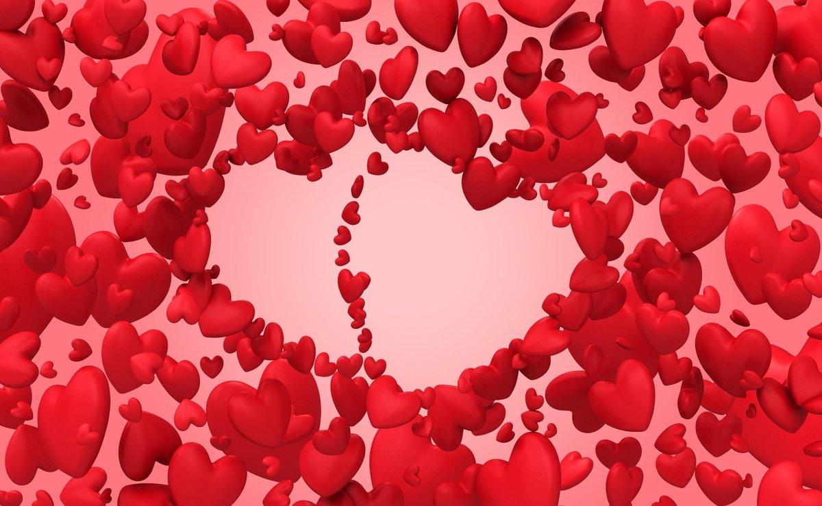 Картинки, картинки красивые сердечки