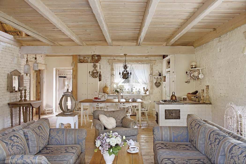 реставрация деревенского дома своими руками фото связанные