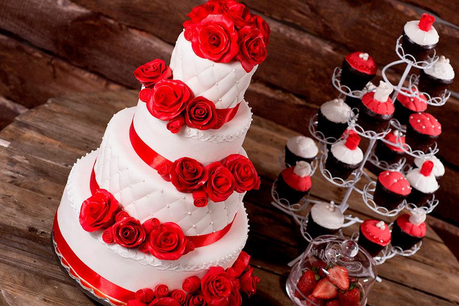 сборки композиции свадебный торт рецепты с фото осваивать искусство макияжа