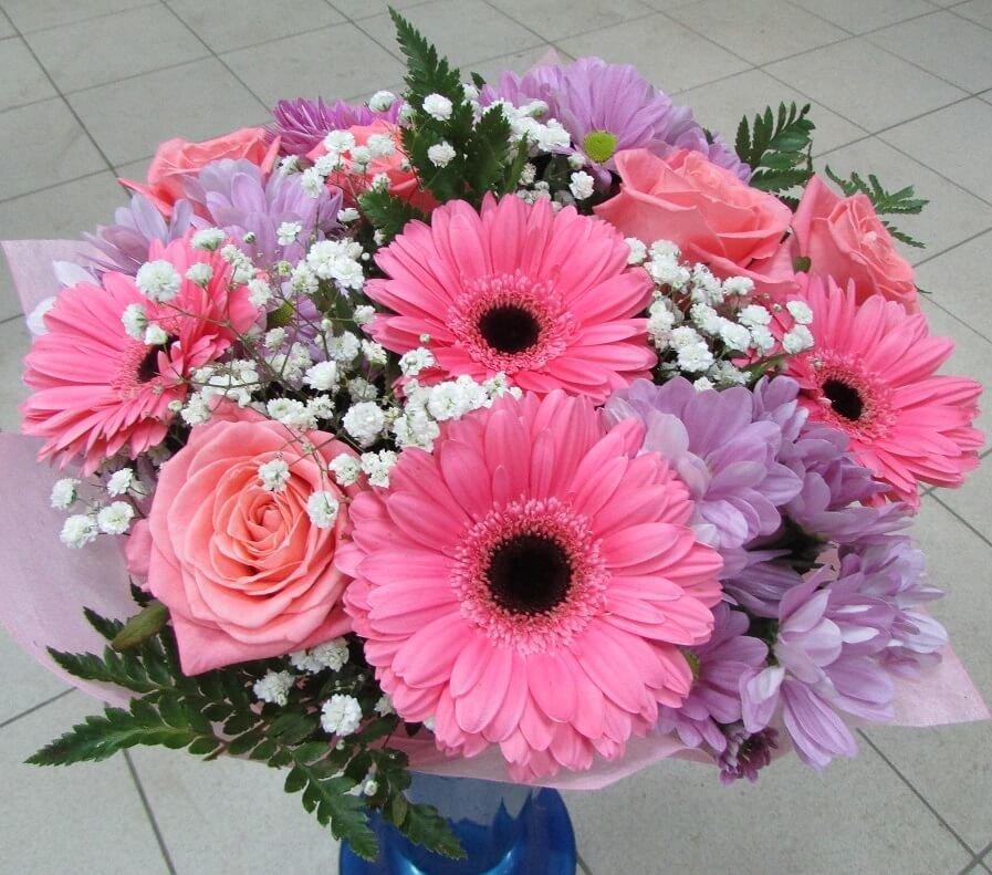 букеты с герберами фото цветов так давно