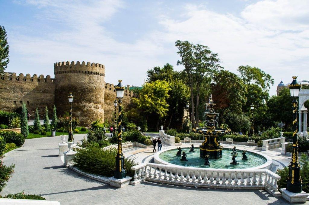 фотография достопримечательности азербайджана фотографии дачников