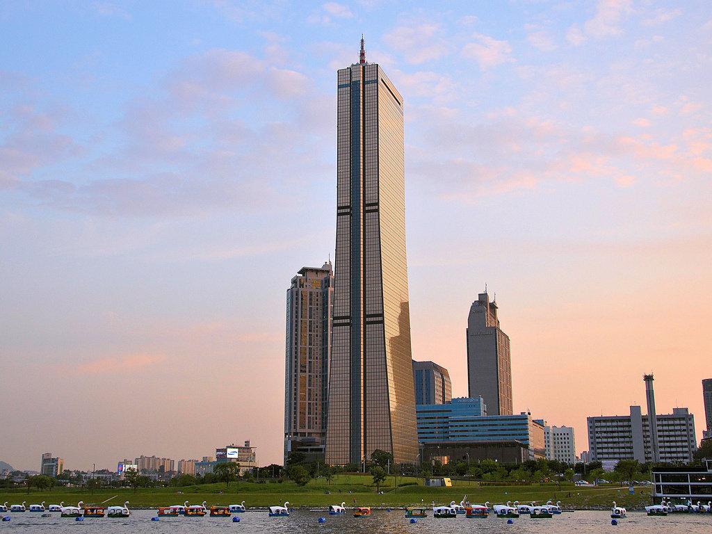 Лучшие фестивали фейерверков в Корее