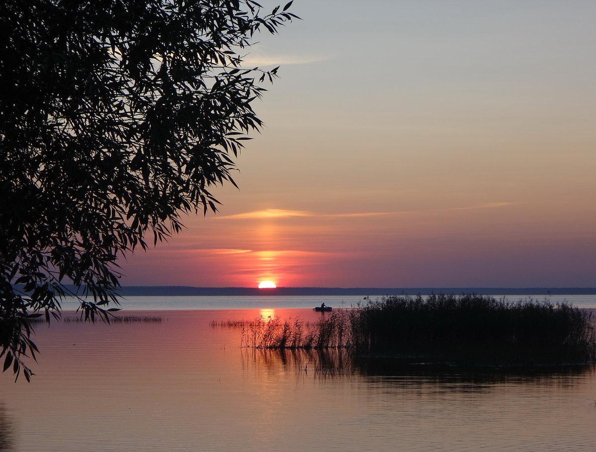 плещеево озеро ночью фото картинки могу сказать, что