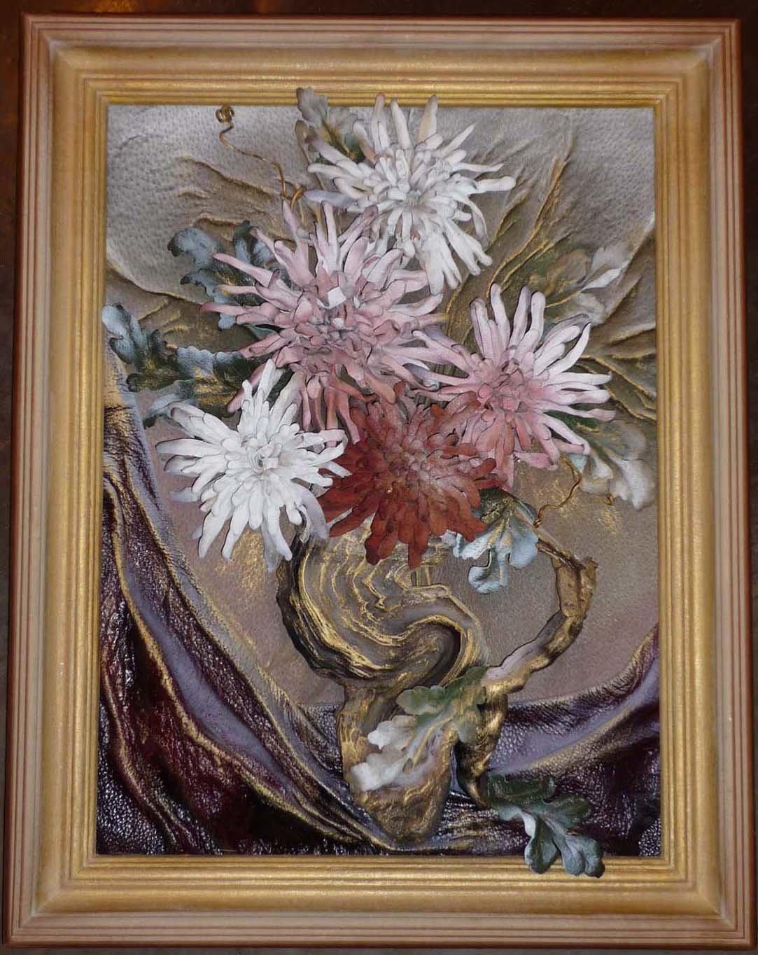 Картинки из кожи своими руками лариса топоровская, жизнь картинки надписями