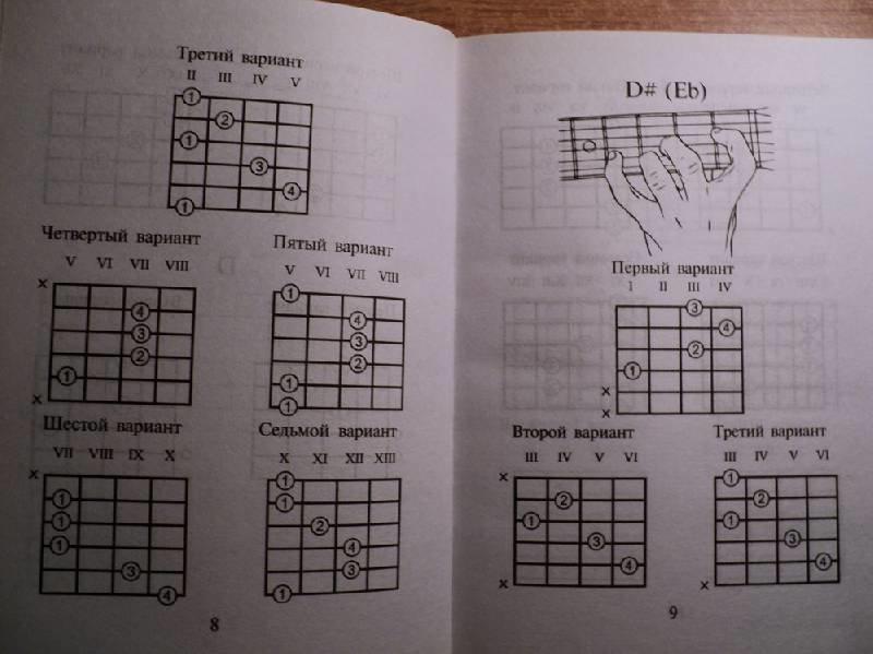 На картинках аккорды