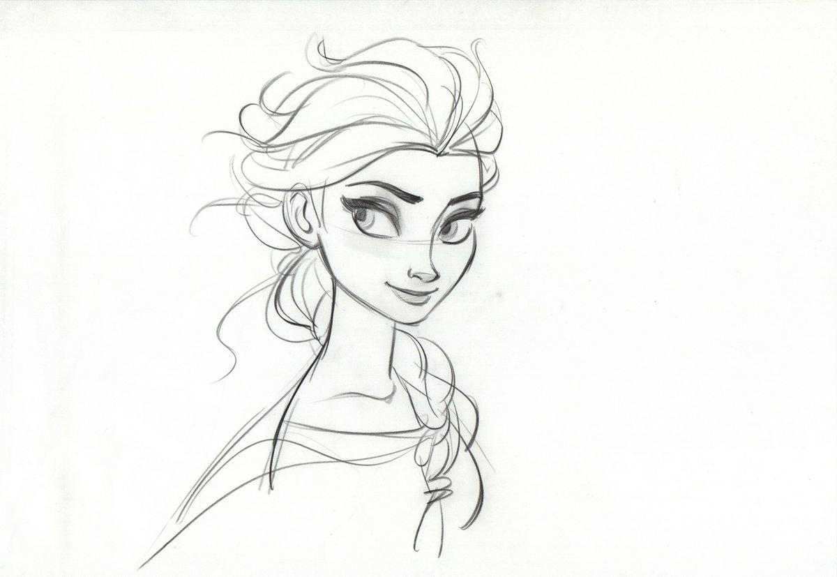 Днем, картинка для срисовки карандашом