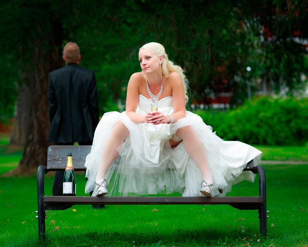Рисовать, картинки невеста смешные