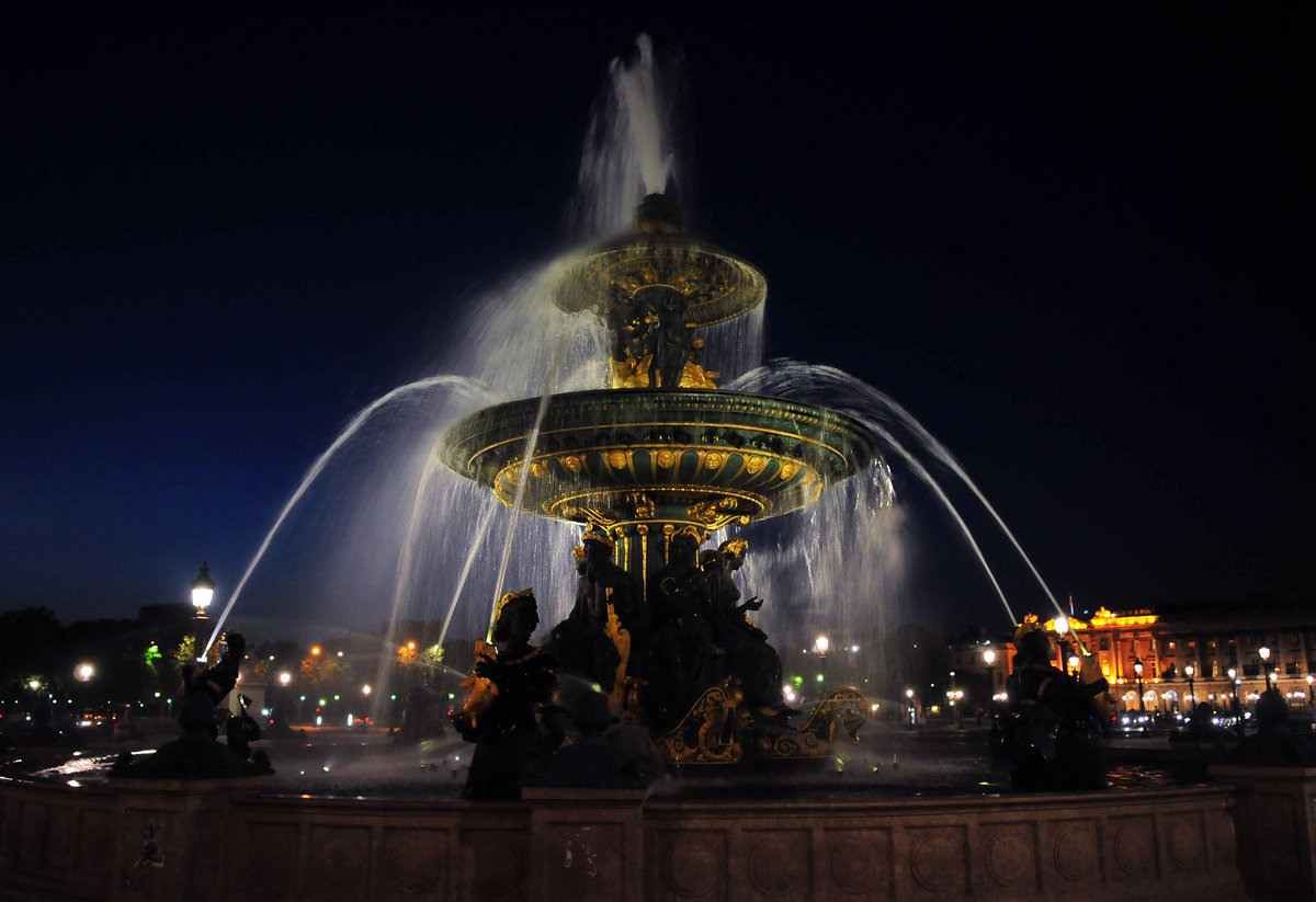 картинки фонтан в париже поступил лидский