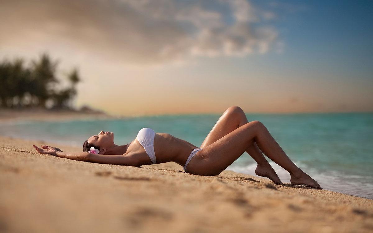 Красивые пляжные фото