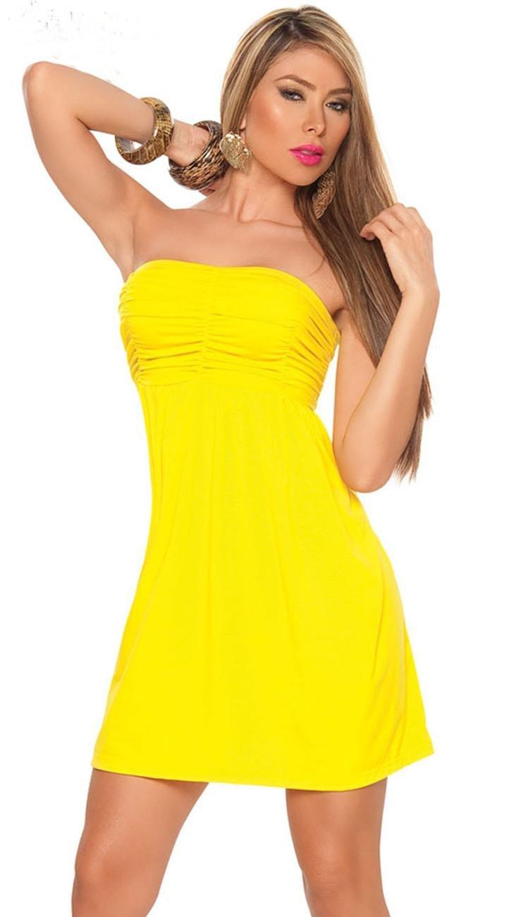 Фотомодели в желтых платьях, два парня трахают парня видео