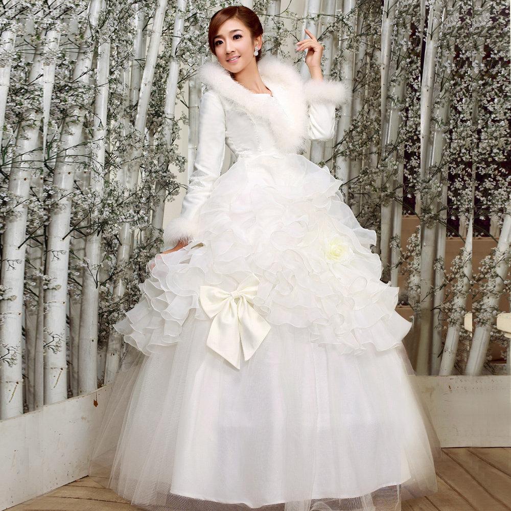 конечно, свадебные платья для зимы в картинках устраивал инге сцены