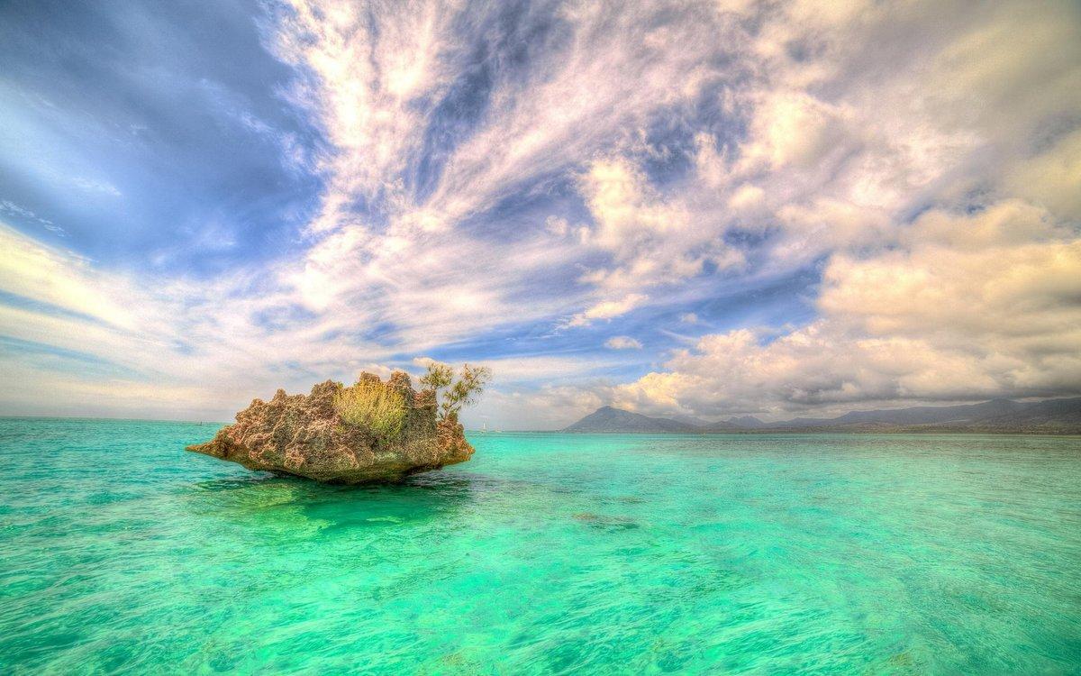 Бирюзовое море картинки